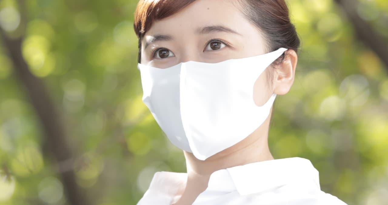 ムアツふとんの昭和西川が「快適なつけ心地 抗ウイルスマスク」発売