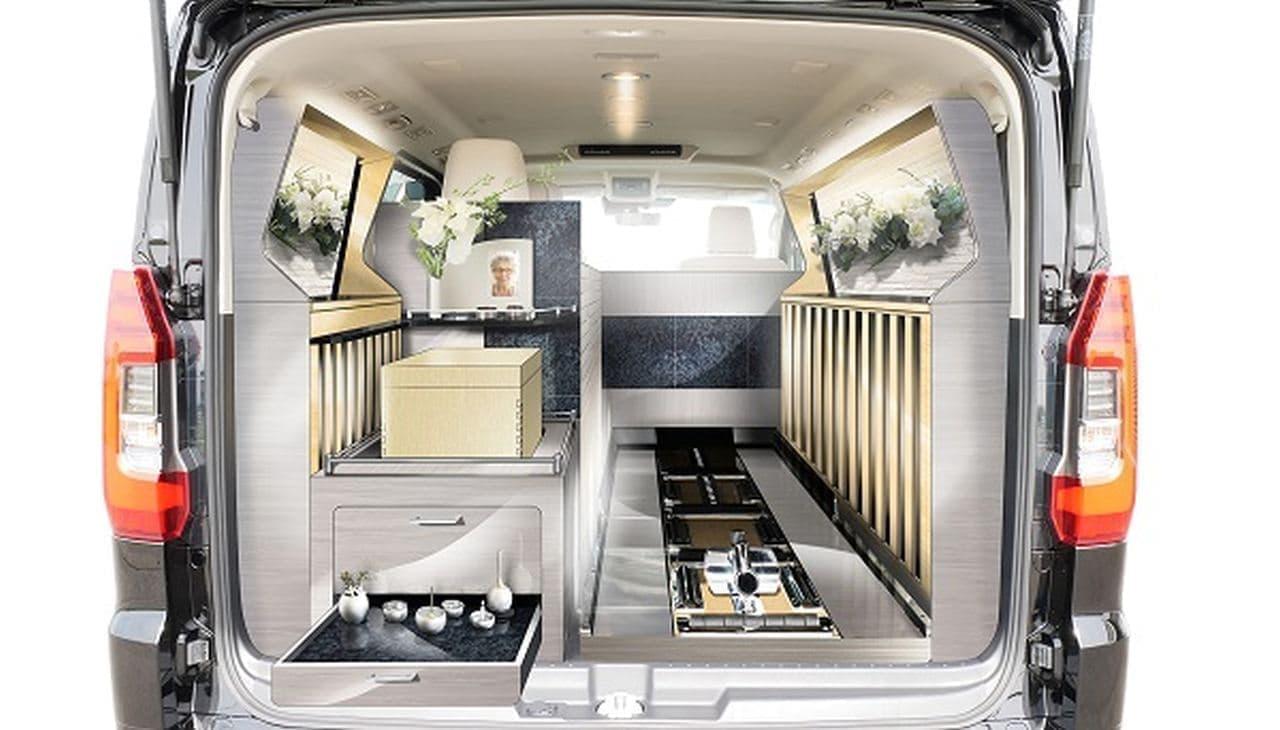 光岡自動車が「グランエースエボリューション」を発売