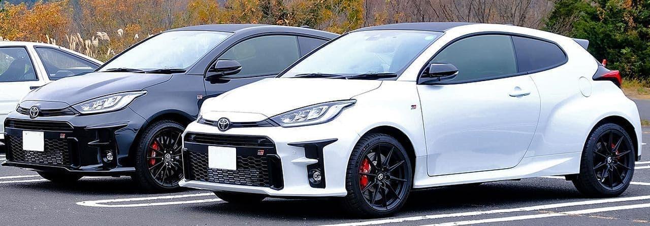 """272馬力 6MT!トヨタ「GRヤリス RZ""""High-performance""""」がおもしろレンタカーに登場"""