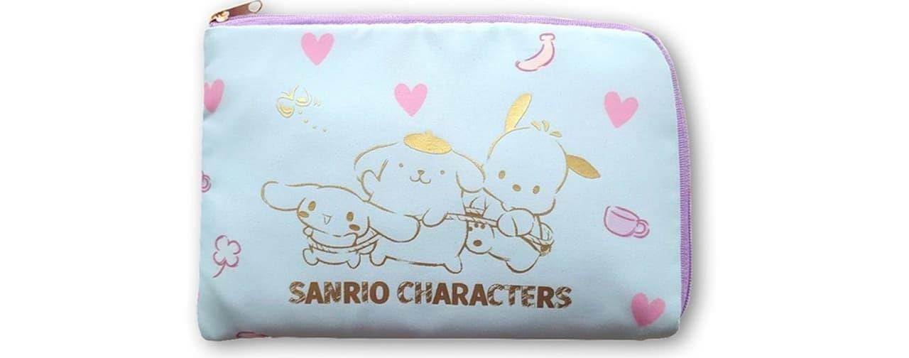 シナモロールやポムポムプリン ポチャッコのデコマスクシール! 「サンリオキャラクターズ・いつも仲良しシリーズ」