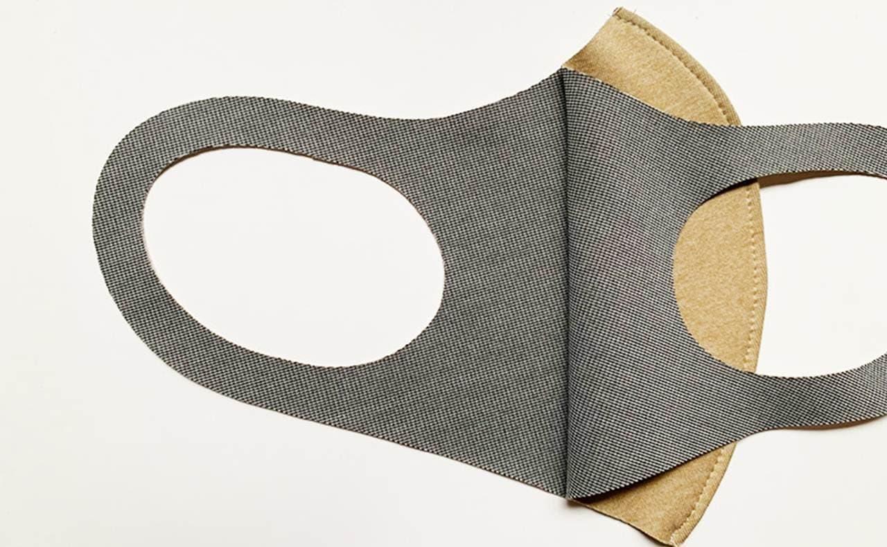 TAKUMIBAから暖かい蓄熱マスク登場 - 鼻高効果や小顔効果も