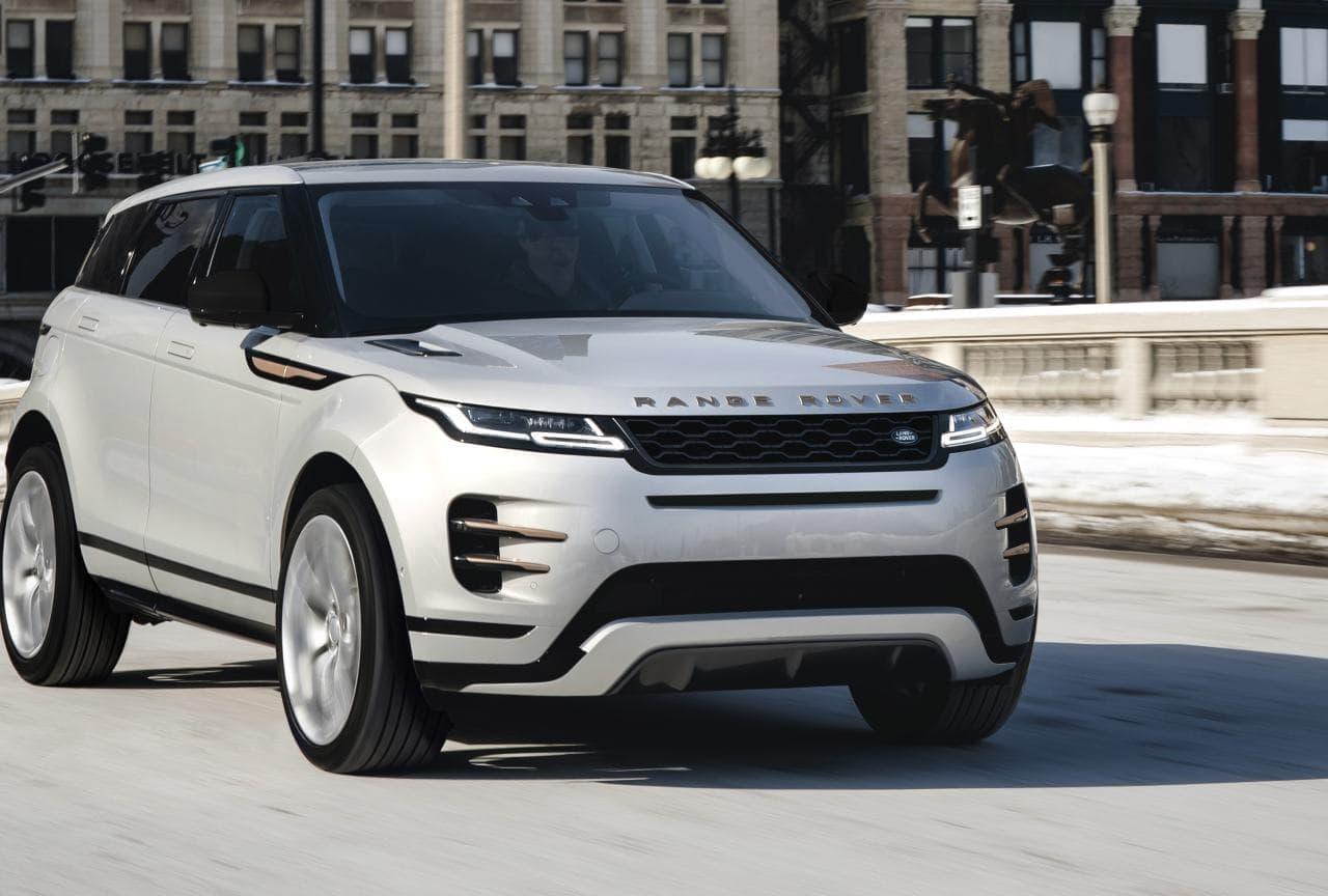 「レンジローバー イヴォーク」2021年モデル受注開始