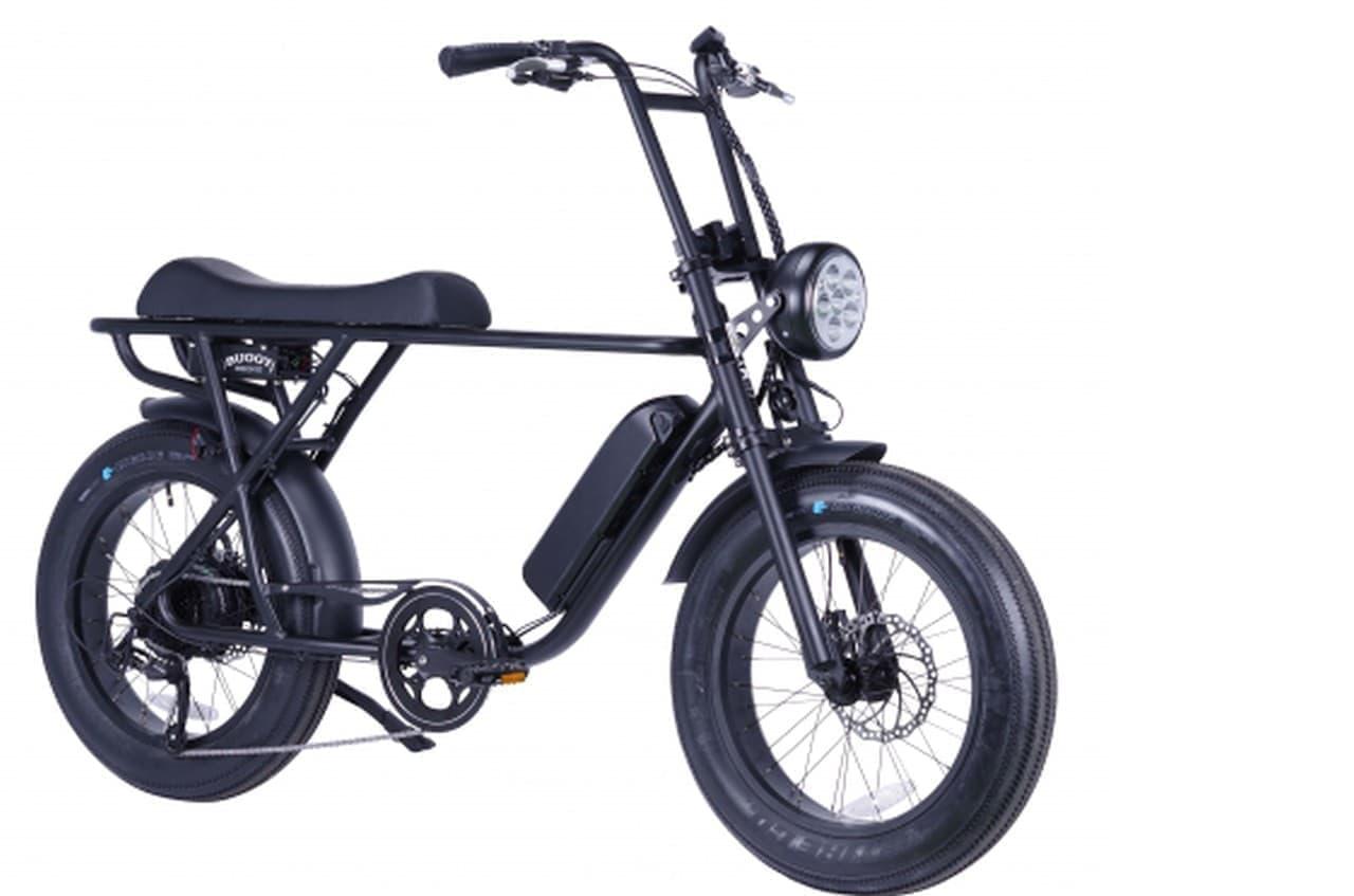 ちょっとクールな自転車「ブロンクス バギー20」発売