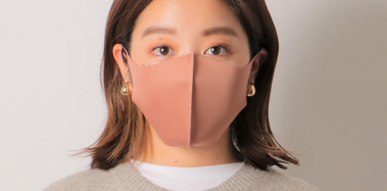 イオングループのコックス 「さらマスク」にニュアンスカラー追加