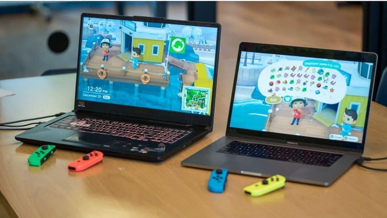 Nintendo SwitchやPS5をノートPCにつなぐGENKI「ShadowCast」