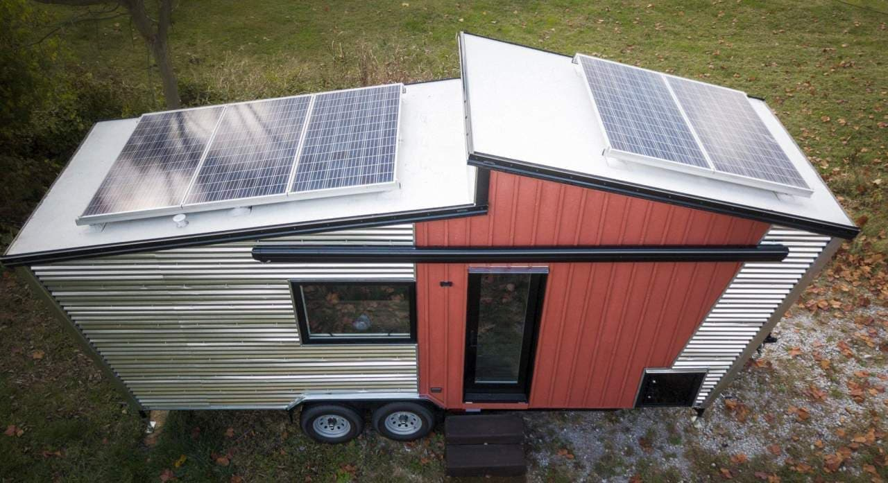 太陽光調理器のGoSunがキャンピングトレーラー「GoSun Dream」を発表 もちろんソーラーパネル付き!