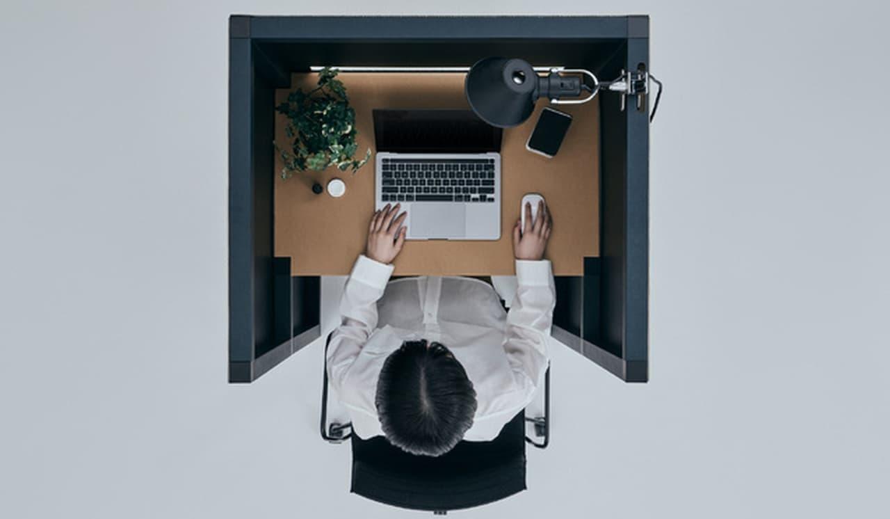 【テレワークに】集中できる書斎「Think Lab HOME」Makuakeで追加販売開始