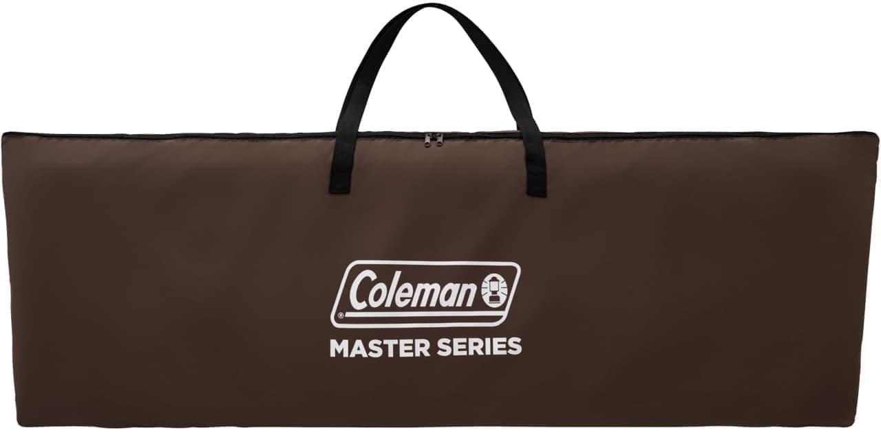 コールマン「マスターシリーズ」に3製品