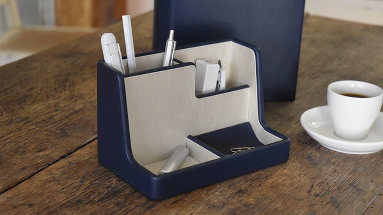 【テレワーク】仕事で使う文具をスタイリッシュにまとめておける「箱庭書斎」Makuakeで先行販売開始