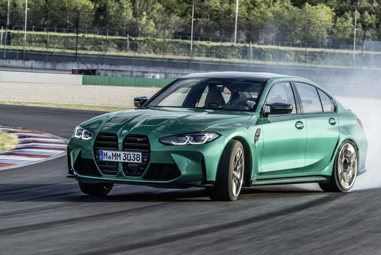 510馬力! BMWから「BMW M3」「BMW M4」誕生 サーキット走行を可能にするMハイ・パフォーマンス・モデル