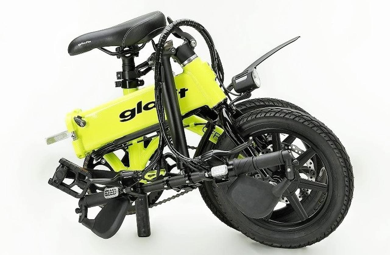 自転車として歩道を走行可能になる「モビチェン」対応!電動バイク「GFR-02」先行予約開始