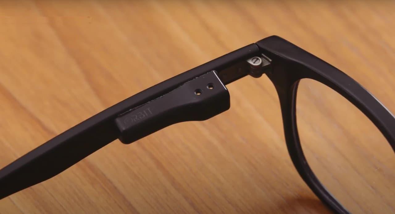メガネをスマホで探す!メガネ専用紛失防止タグ「ORBIT GLASSES」Makuakeで先行販売
