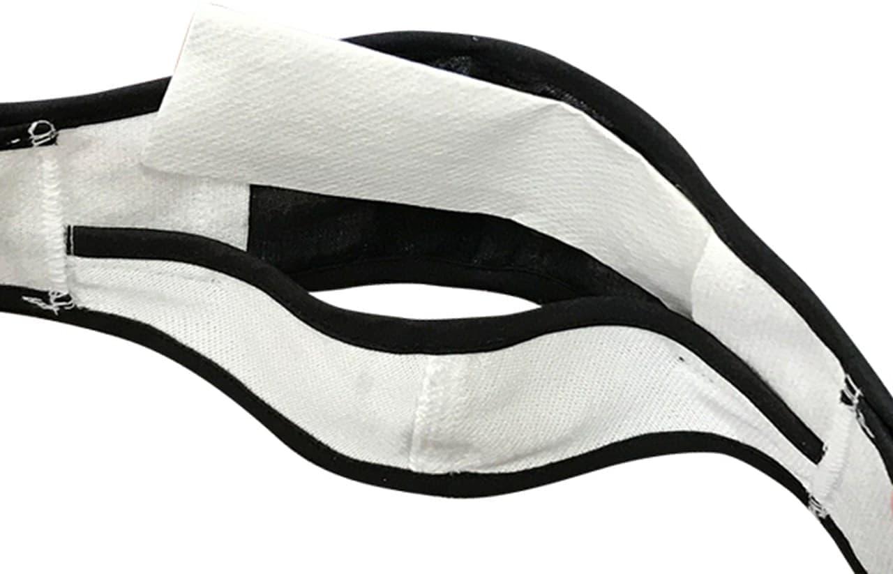 マスクを付けたまま飲める 「Safety&Cool 飲めマスク」2月24日発売