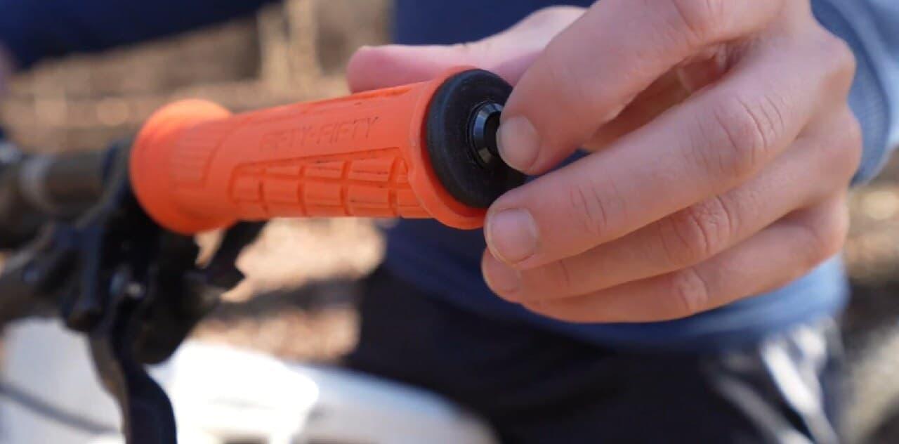 冬は自転車にもステアリングヒーターを!「Polar Plug」がKickstarterに