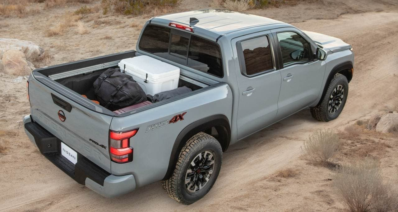 日産 新型「フロンティア」を2021年夏北米市場で発売