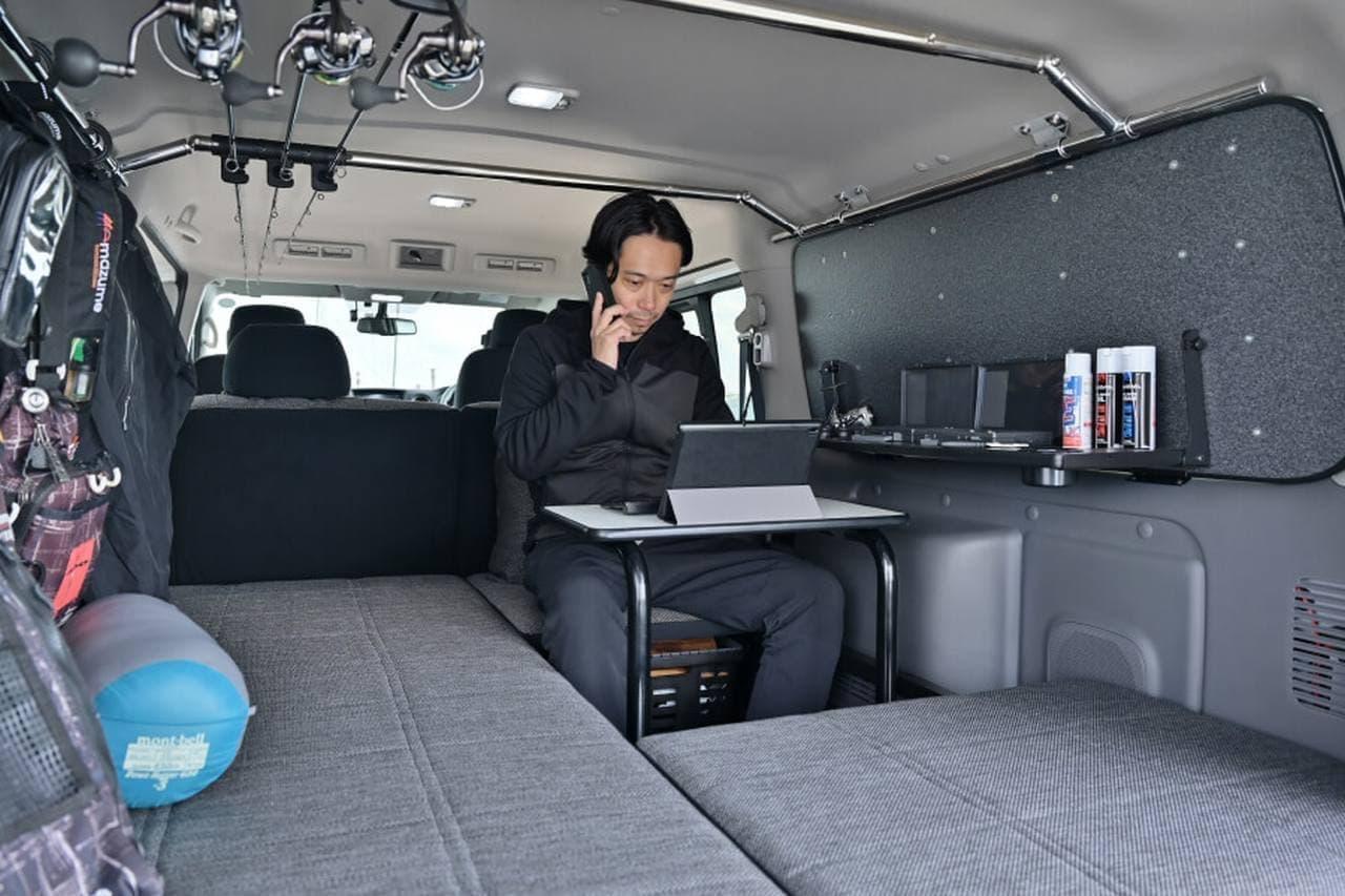 NV350キャラバンオグショーESモビリティコンセプト