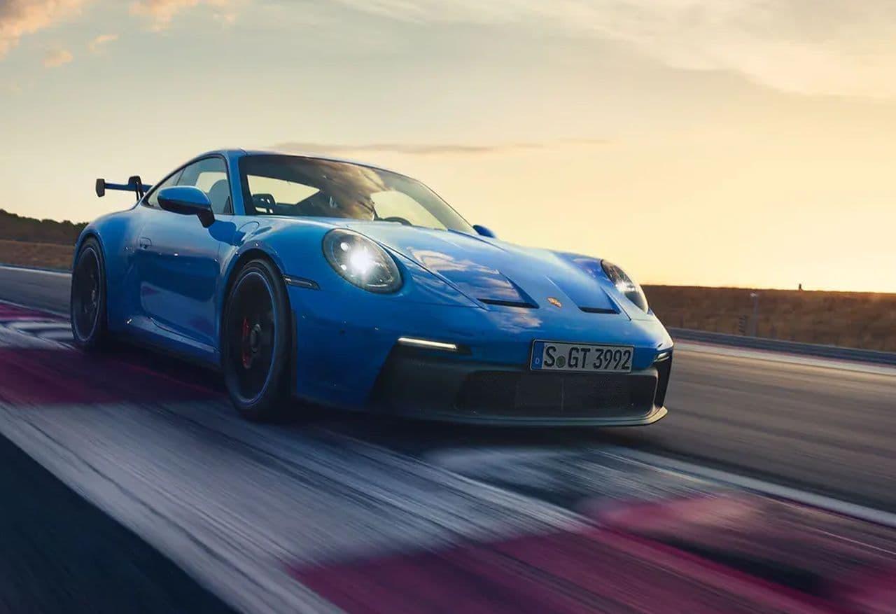 510馬力の4L水平対向エンジン搭載! ポルシェ新型「911 GT3」