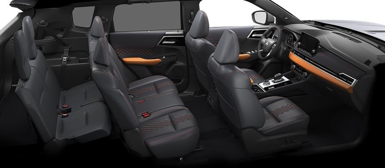 三菱新型「アウトランダー」4月に北米で発売