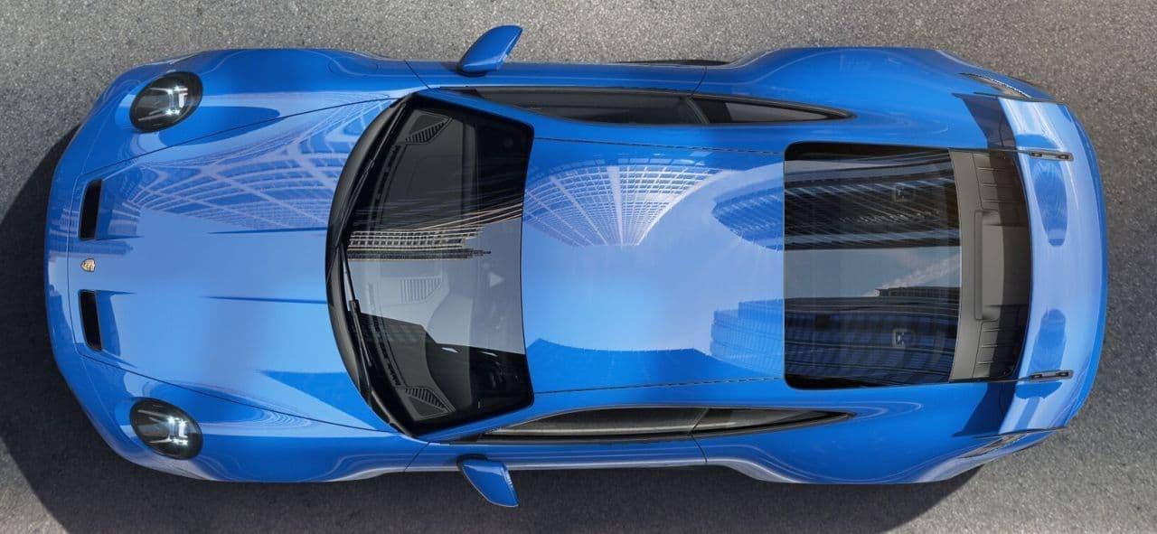ポルシェ新型「911 GT3」