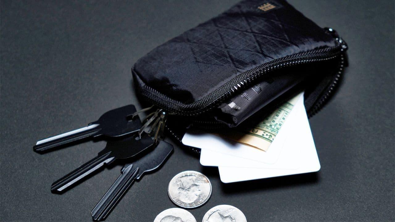 手ぶらでエコバッグ!財布&キーケース&エコバッグがひとつになった「MUZOSA X-PAC」