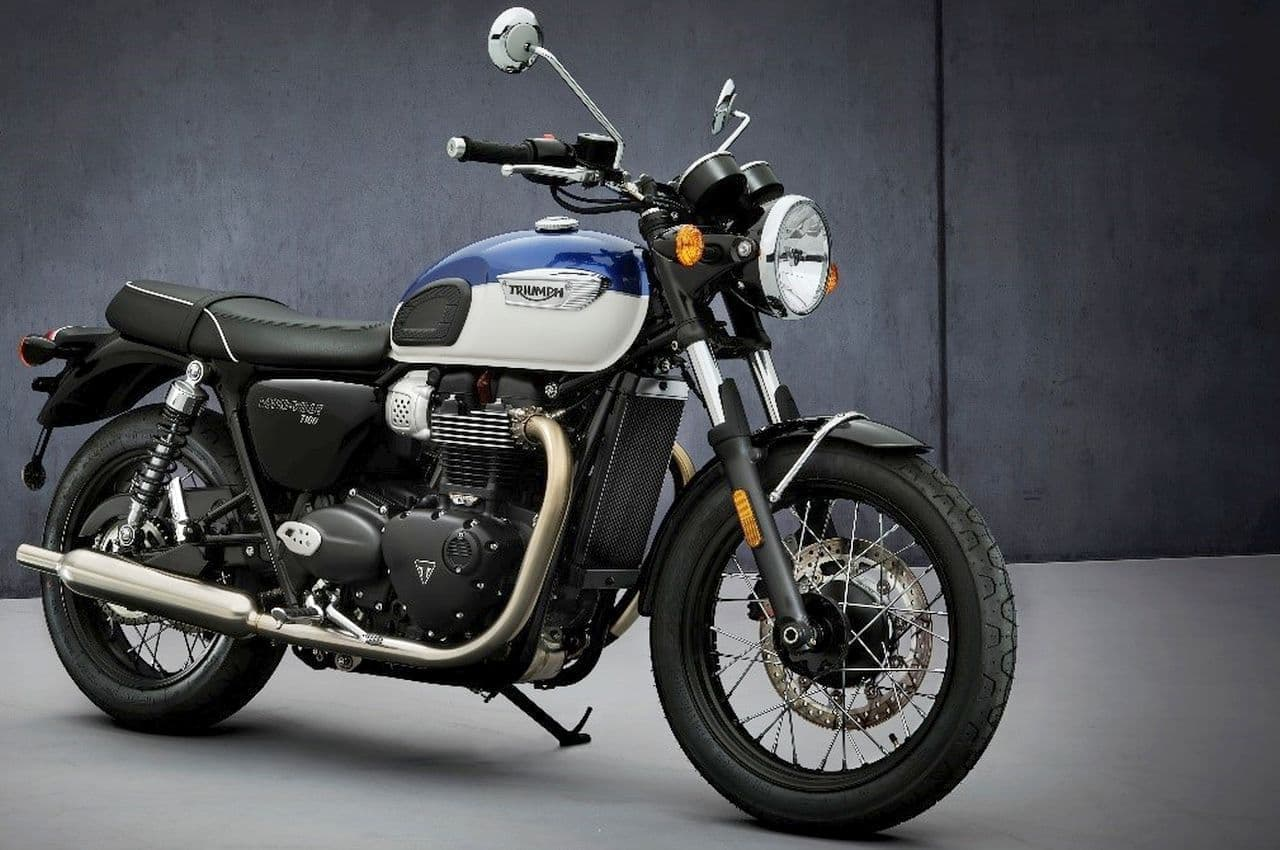 トライアンフ「ボンネビル」シリーズ2021年モデル発表
