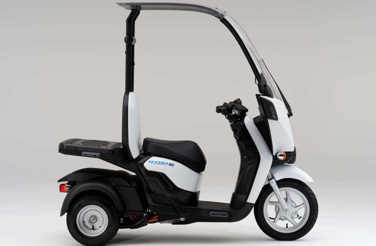 ホンダが電動スクーターや電気自動車などを「第11回[国際]スマートグリッドEXPO」に出展