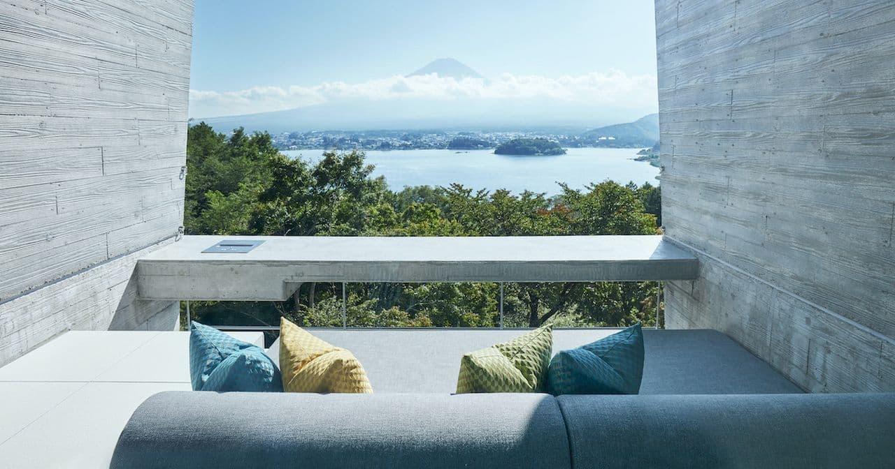 ソロキャンをもっと贅沢に!手ぶらで出かけられる「富士山麓ソログランピング」