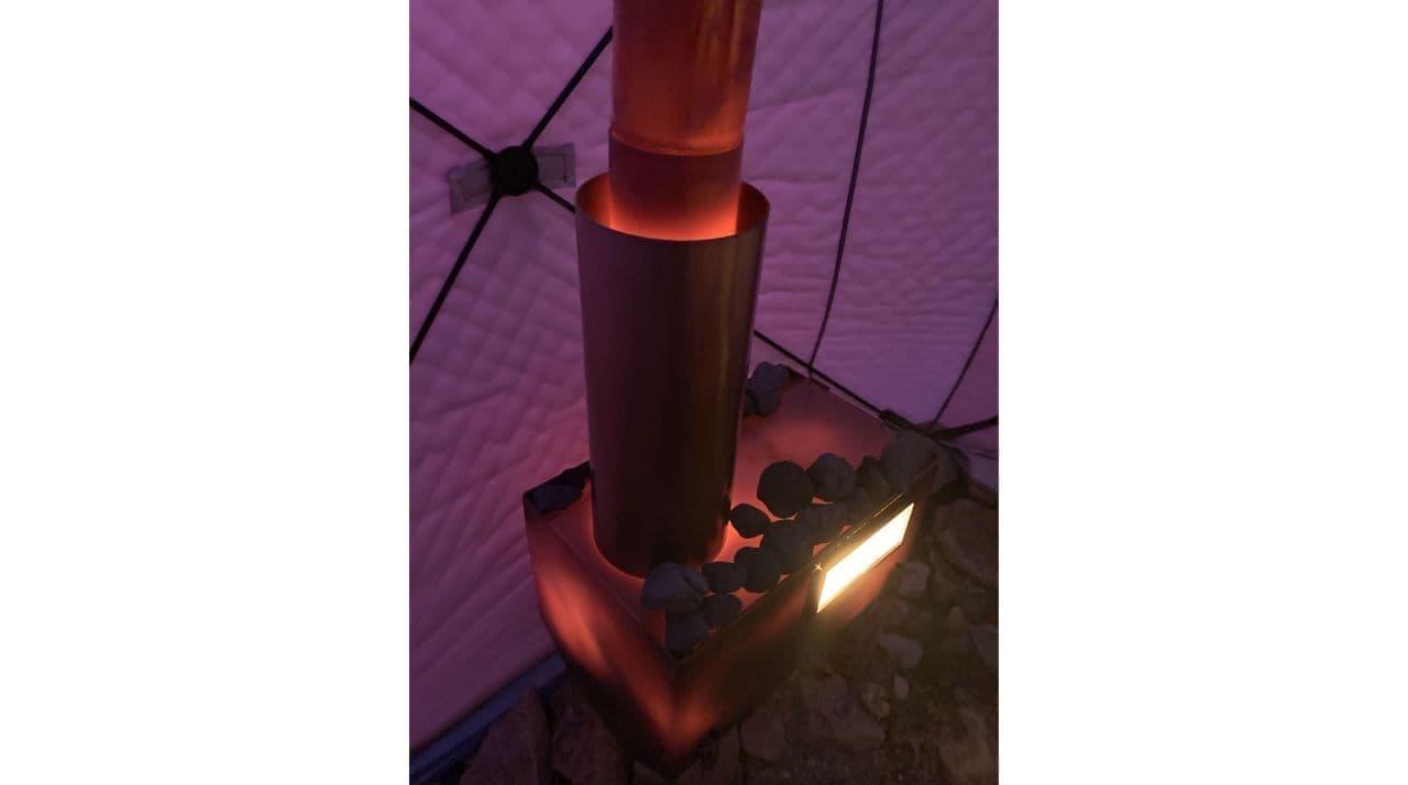 キャンプで楽しむ自分だけのサウナ「サウナハックス」予約販売開始!