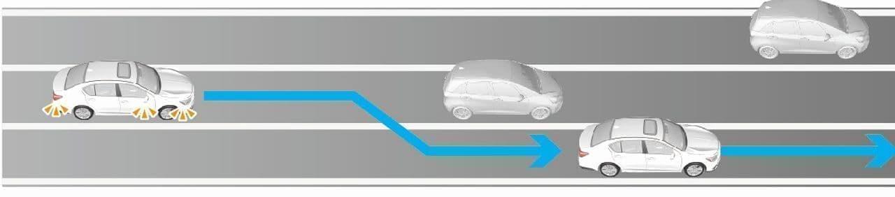 渋滞中はテレビを視聴していても大丈夫 ― ホンダがレベル3の自動運転システムを搭載しいた新型「LEGEND」を発売