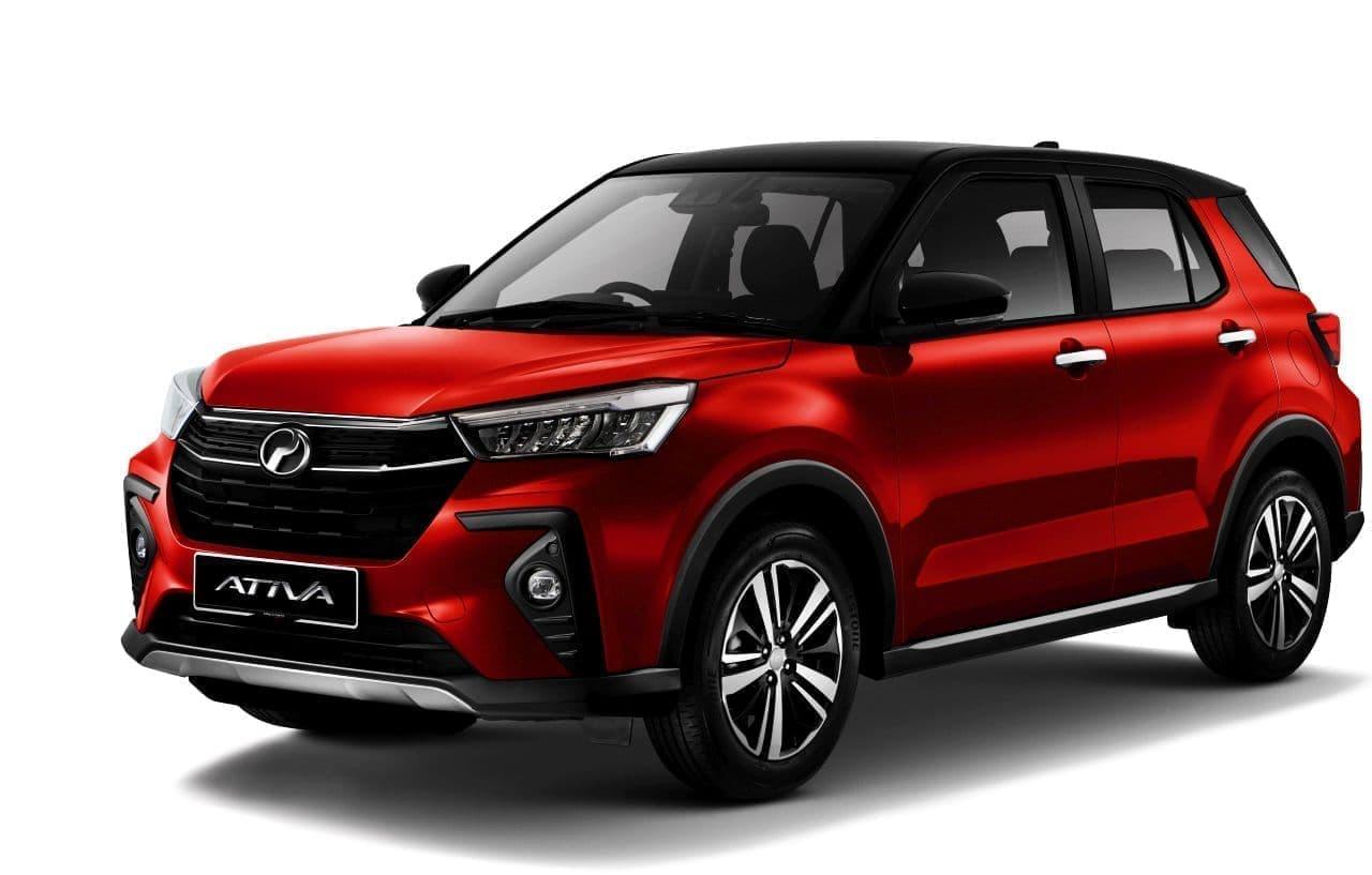 ダイハツ 新型コンパクトSUV「Ativa」をマレーシアで発売 - 「ロッキー」をベースにマレーシア市場向けにアジャスト