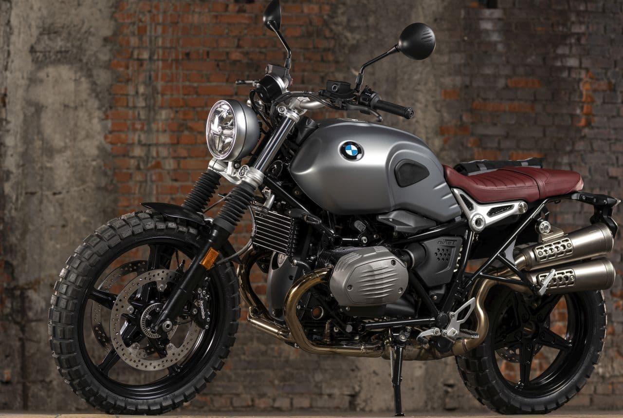 BMW 新型「R nineT」発売