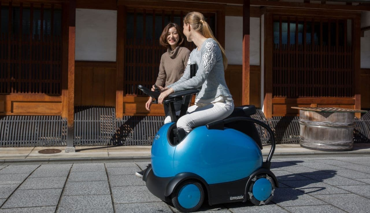 ロデムが地を駆ける! 京都で自動運転車「RODEM」の実証実験を3月17日・18日に実施