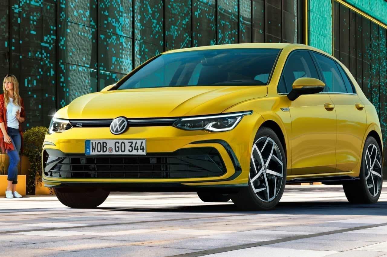 フォルクスワーゲン新型「ゴルフ」予約注文開始から1か月で1,000台を突破