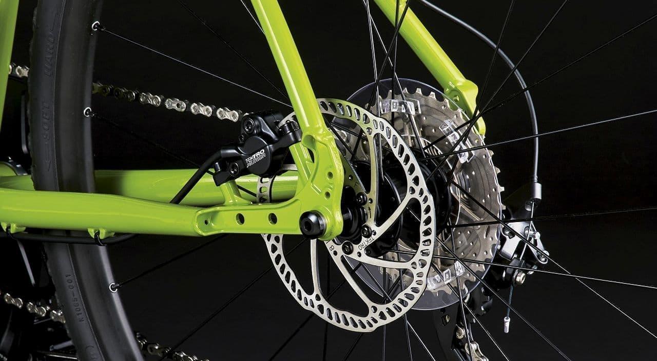 ルイガノからグラベルバイク「SETTER ADVANCED(セッターアドバンス)」