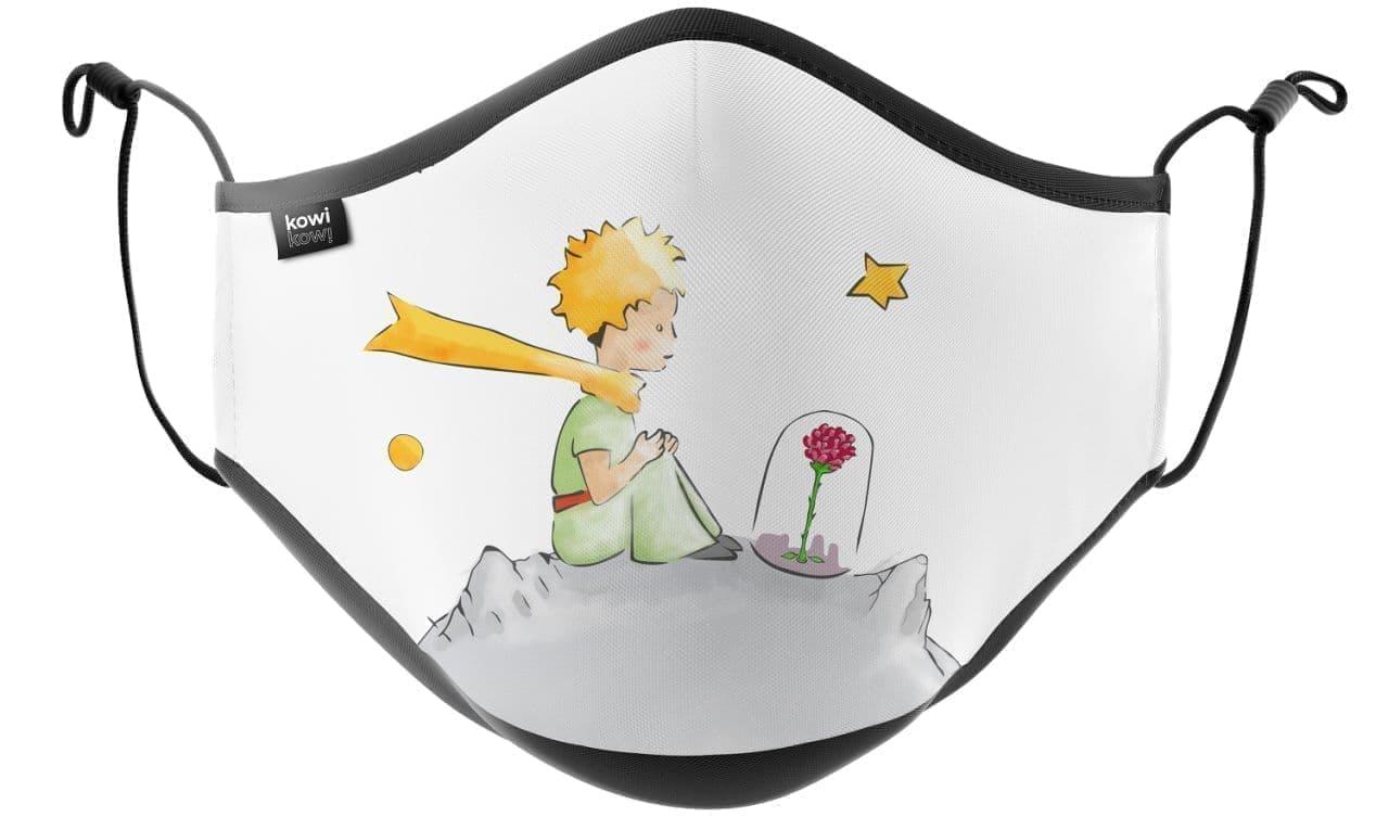 『星の王子さま』のマスクも!マグリットやモネの名画をデザインに取り入れたマスクブランドkowi kowiがD.EDITに