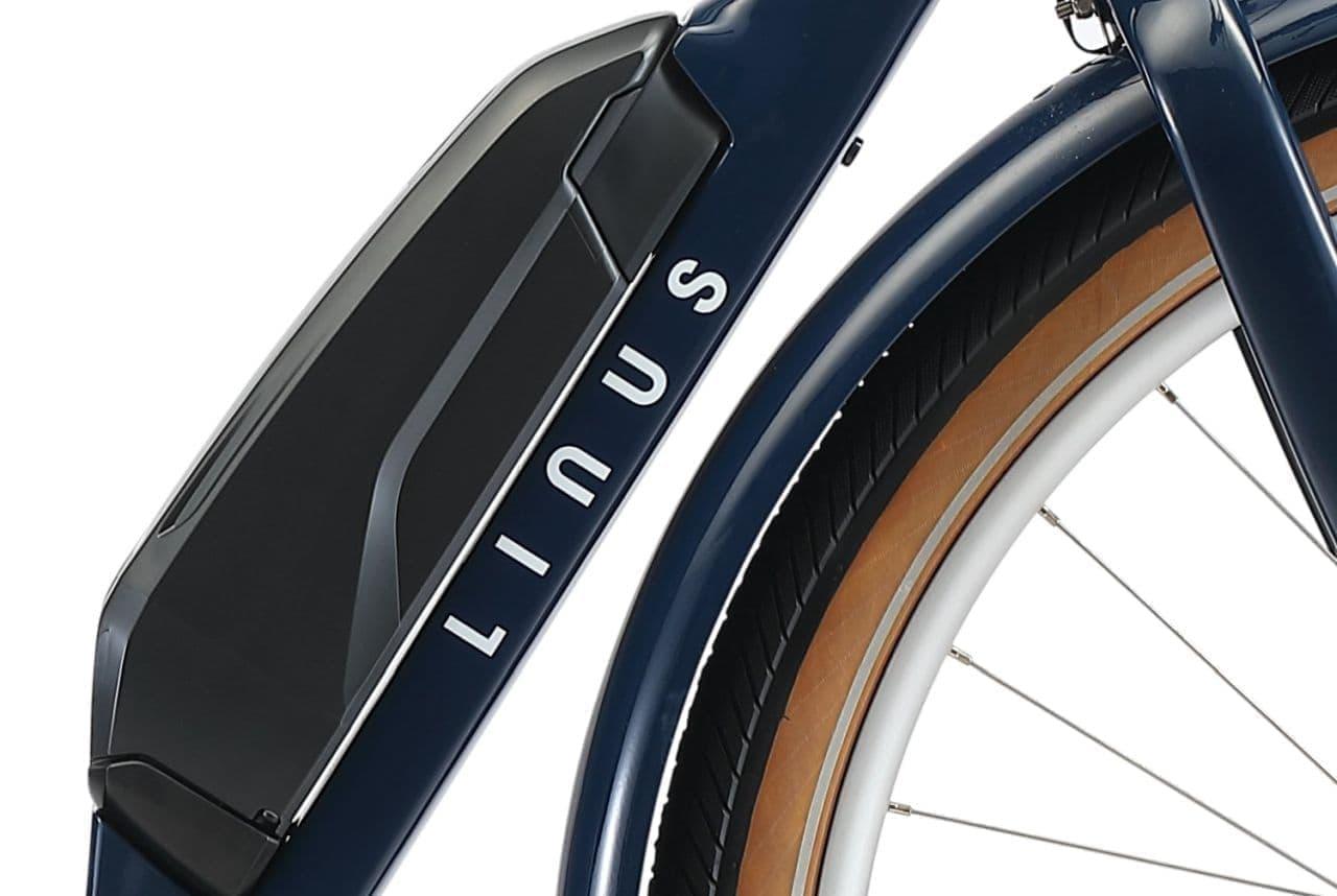シマノのパーツてんこ盛り! Linus Bikeの電動アシスト自転車「Felix e6100」