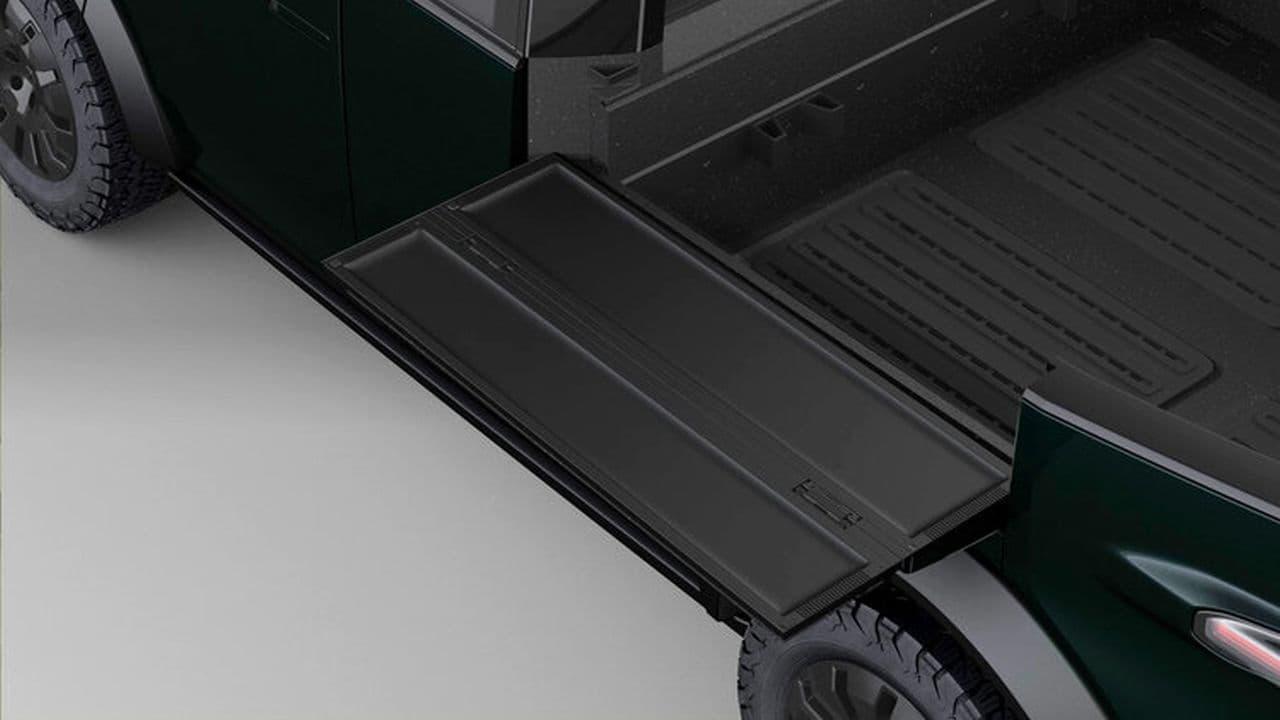 理想のキャンピングカーでは?米国Canooが電動ピックアップトラックを発表