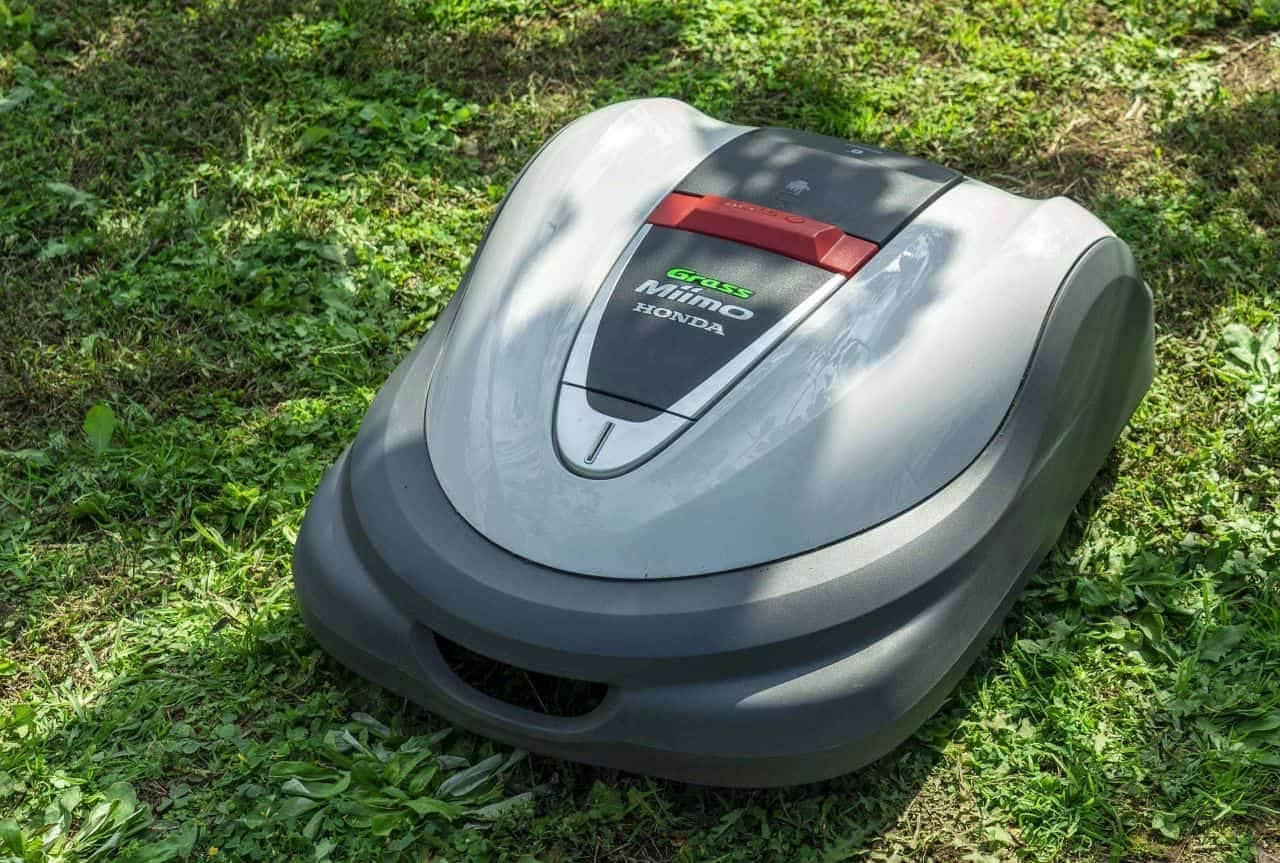 ホンダがロボット草刈機「グラスミーモ」を今夏発売