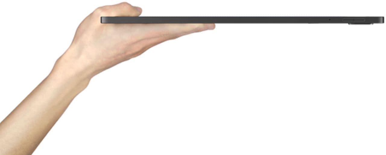 iPadOSを参考に開発されたJingOSを装備 Linuxタブレット「JingPad A1」