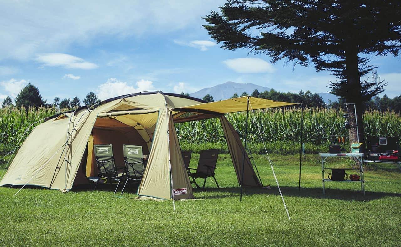 キャンプ初心者向けテント2種をコールマンが発売