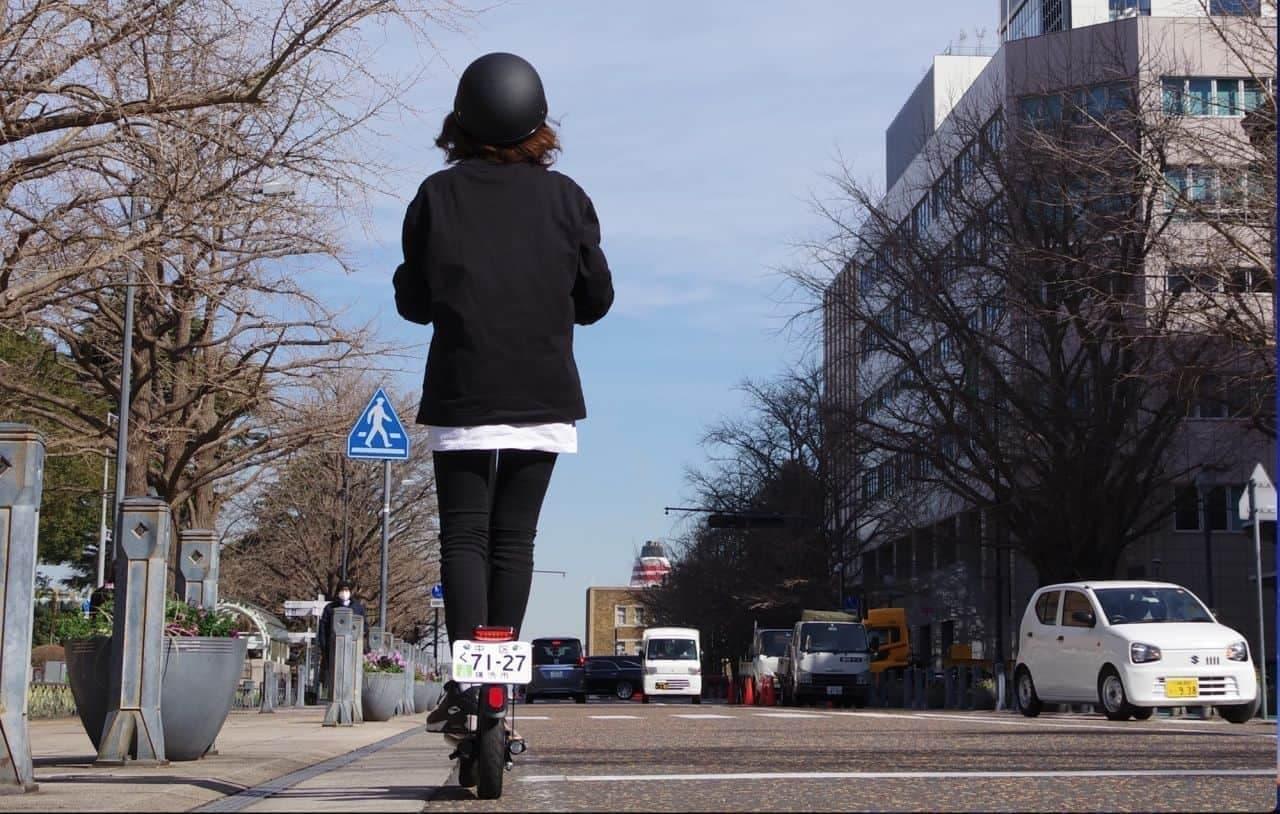 公道を走れる電動キックボード マイスターFから先行予約販売開始