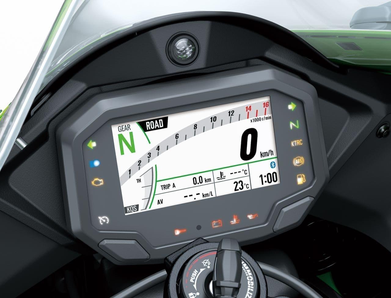 カワサキ NEW「Ninja ZX-10R/RR」発売
