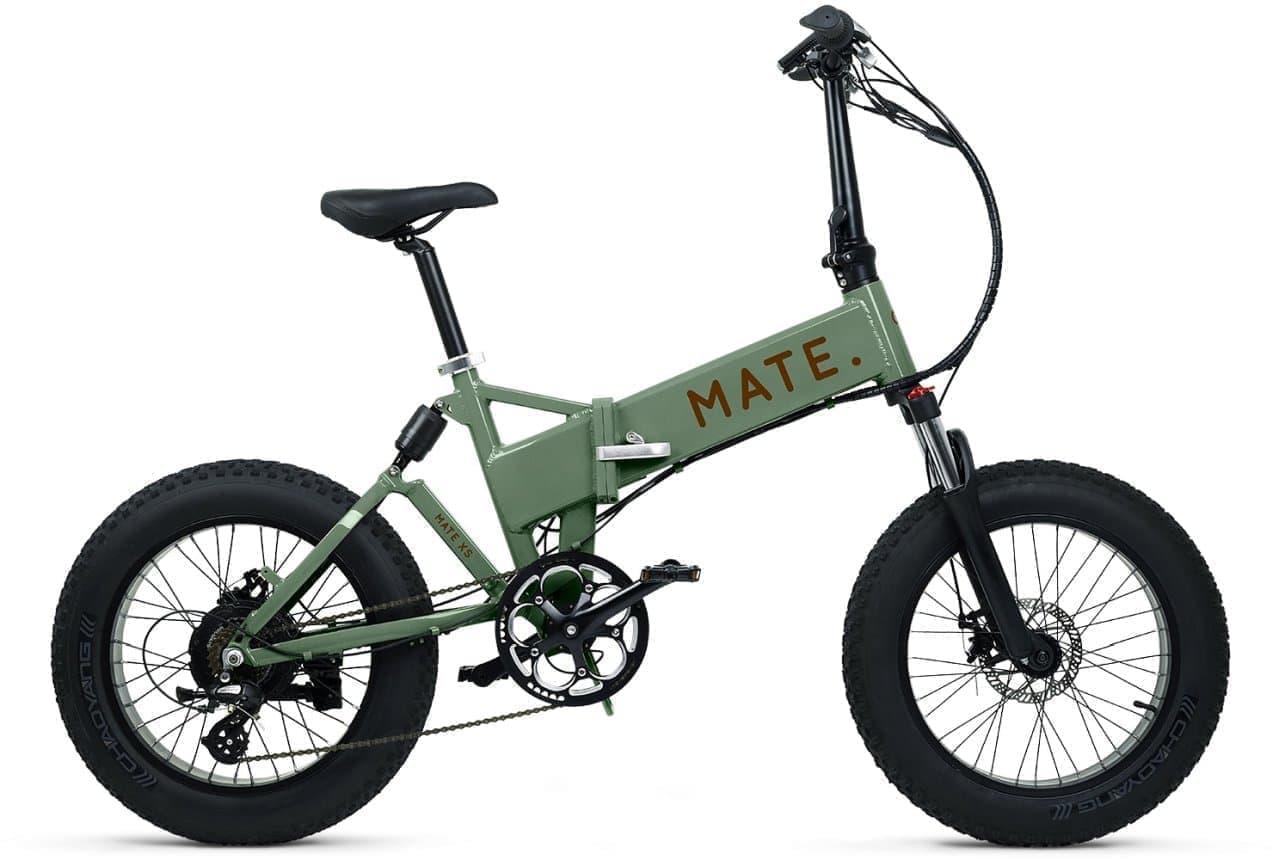 電動アシスト自転車「MATE X 250」