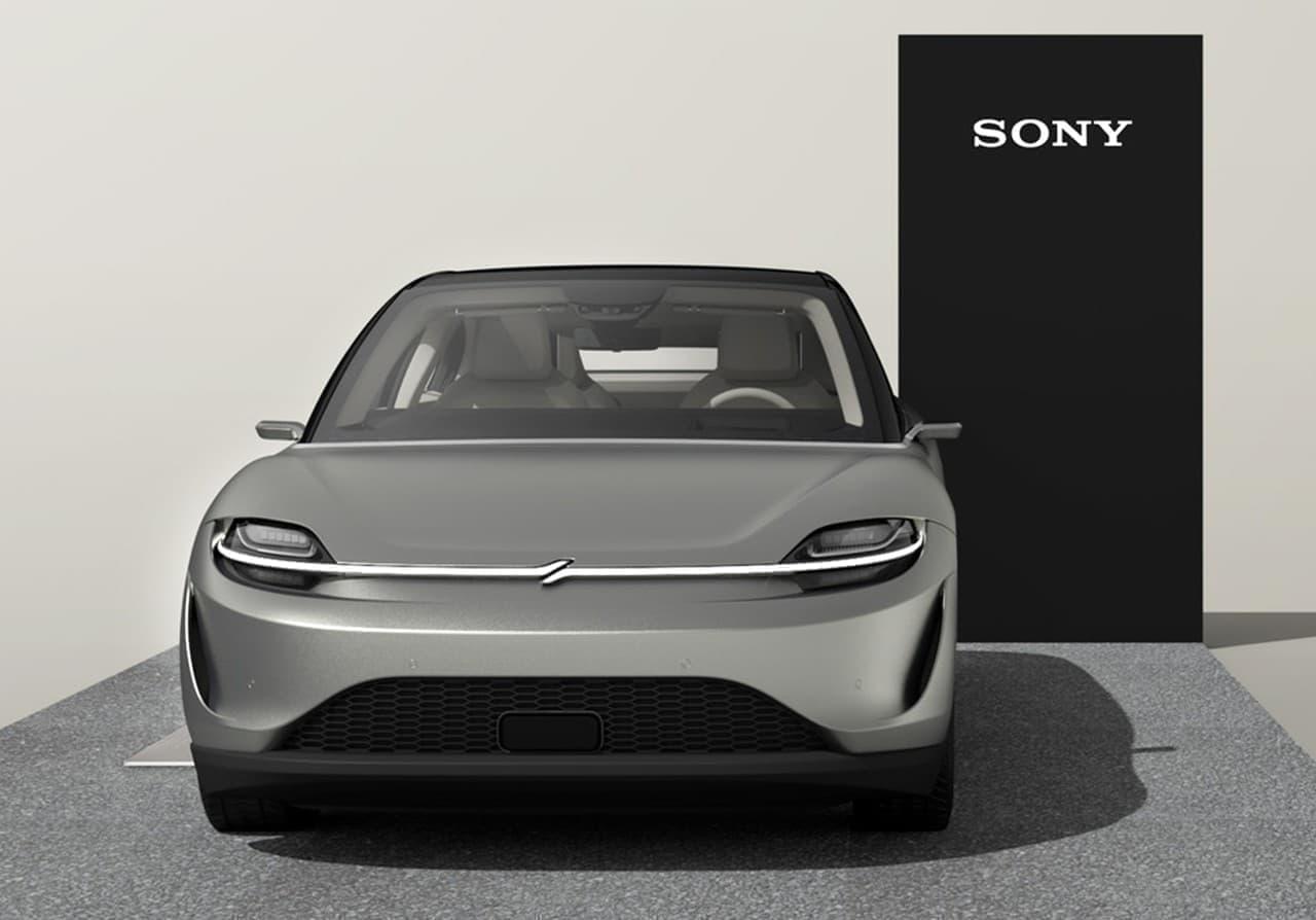 ソニー「VISION-S」国内初公開 ― 国内外の自動車メーカー製EVが一堂に会する「EV:LIFE FUTAKOTAMAGAWA」二子玉川で開催