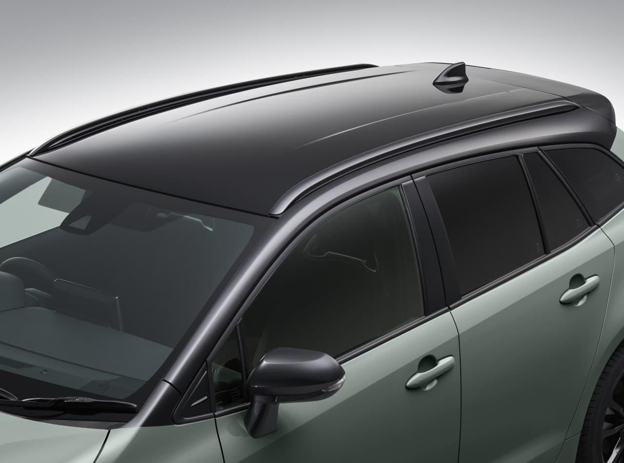 トヨタ「カローラ ツーリング」に特別仕様車「ACTIVE RIDE」