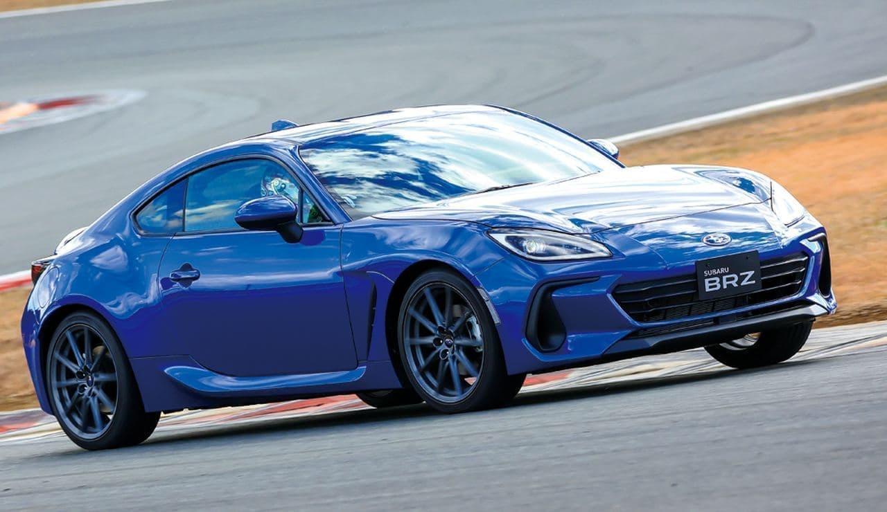 FRピュアスポーツカー SUBARU 新型「BRZ」