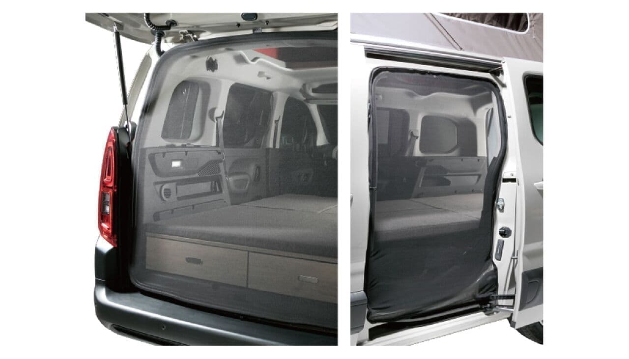 フランス車ベースのキャンピングカー「ソレイユ」「シエル」 プジョー&シトロエンの人気車種にポップアップルーフを装備