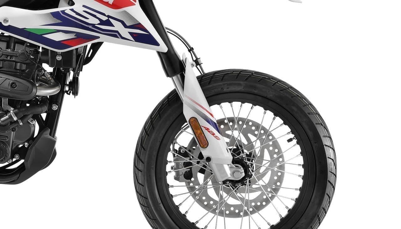 アプリリア「RX 125」「SX 125」2021年モデル