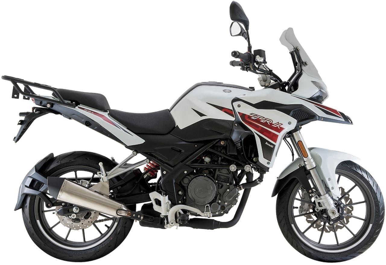 イタリアンバイクブランド「ベネリ」から4モデルが日本初登場