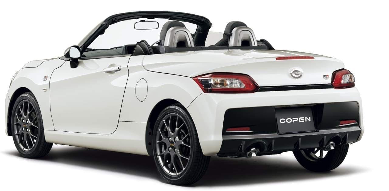顔がトヨタなコペン「GR SPORT」マイチェン - オートライトを標準装備